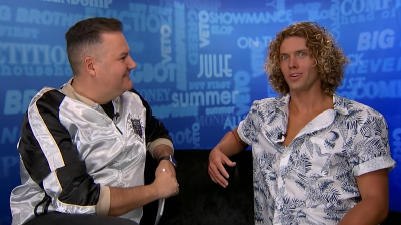 Tyler Crispen on Big Brother 20