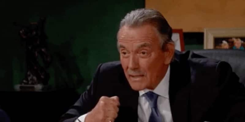 Victor Newman on The Young and the Restless