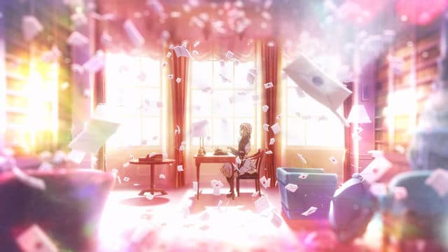Violet Evergarden Anime 2018