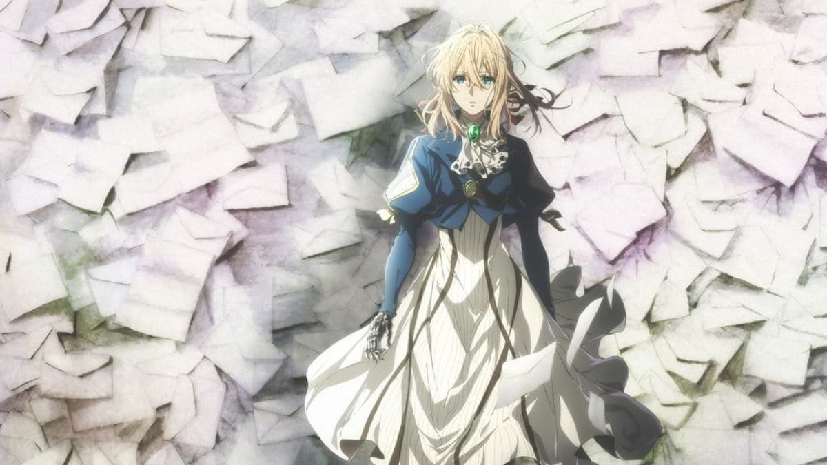Violet Evergarden Season 2 Release Date Will Violet Evergarden Ever After Be Adapted