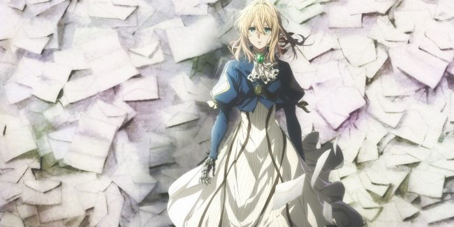 Violet Evergarden Season 2 release date on Netflix New anime project, OVA episode confirmed in 2018 Violet Evergarden ending for Major Gilbert explained [Manga Light Novel Spoilers]