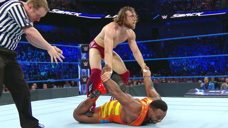 WWE SmackDown results: Grades and winners, SAnitY makes debut, Rusev fights for title shot