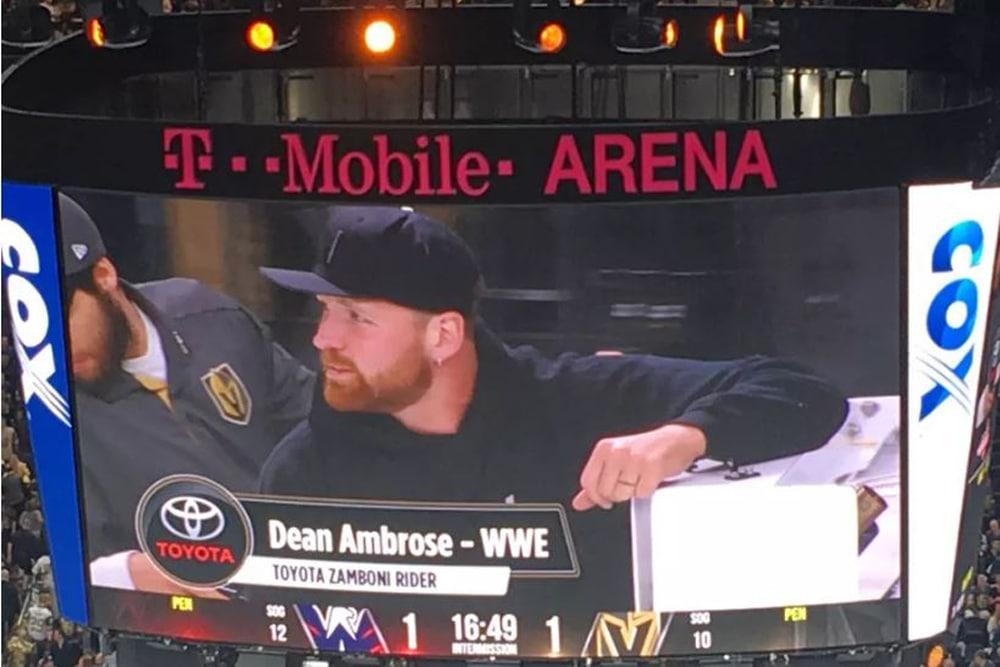 Dean Ambrose new look surprises fans. When will he make WWE return?