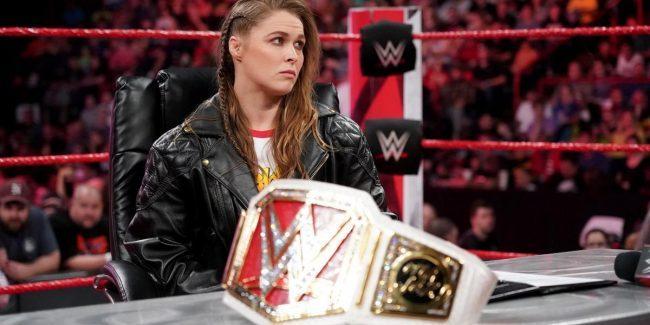 Will Ronda Rousey be on WWE Monday Night Raw tonight?