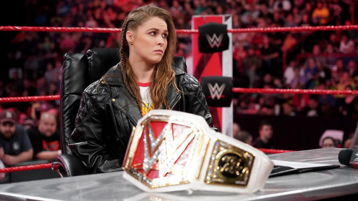 Will Ronda Rousey be on WWE Monday Night Raw tonight?