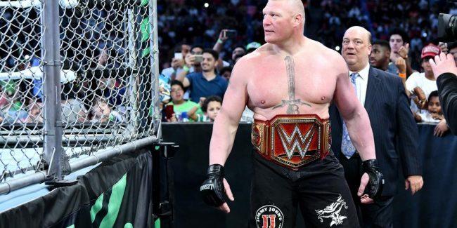 WWE Universal Championship match still planned for SummerSlam