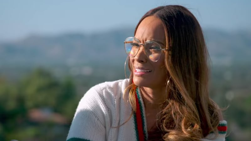 Evelyn Lozada on Basketball Wives after learning about the big rumor