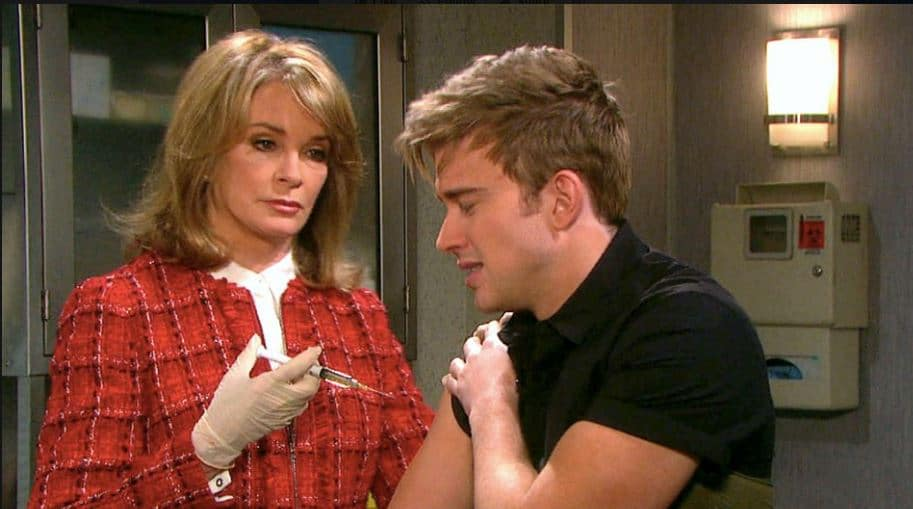 Will and Marlena on Days of our Lives