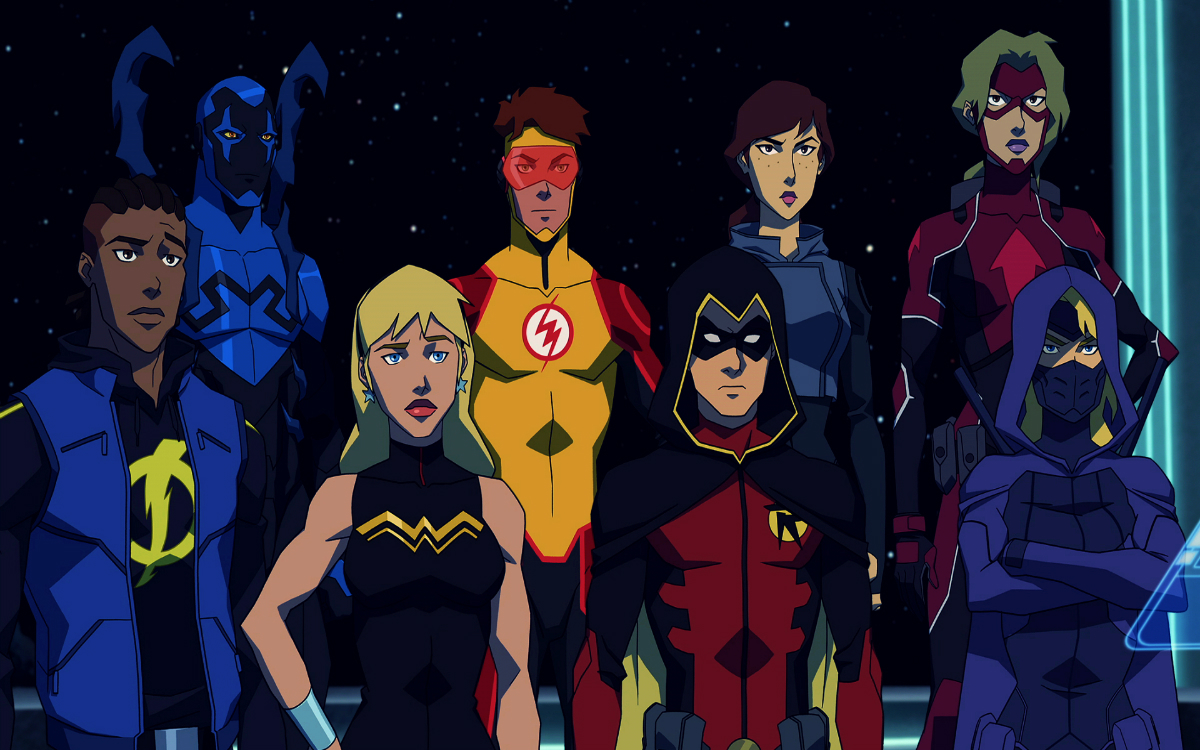 Young Justice Season 3 pic