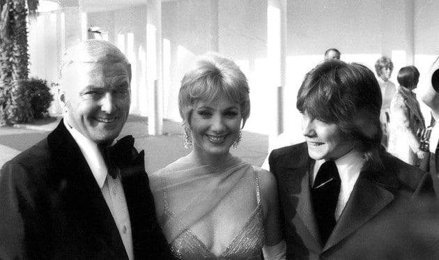 Jack Cassidy, Shirley Jones, David Cassidy