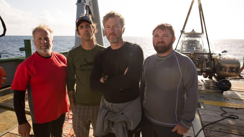 Darrell Miklos, Eric Schmitt, Jim Sinclair, Mike Perna