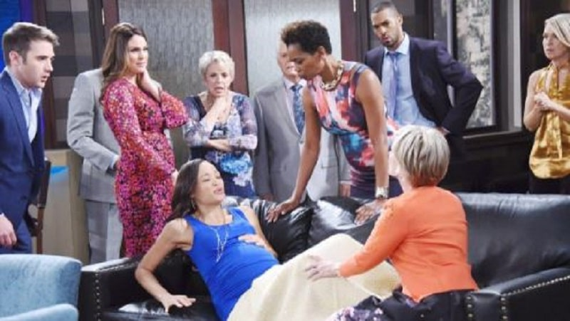 Is Lani leaving Days of our Lives?