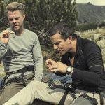 Derek Hough on Running Wild with Bear Grylls