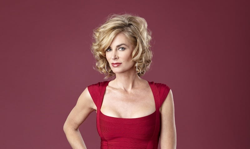 Eileen Davidson in a photo for The Young and the Restless