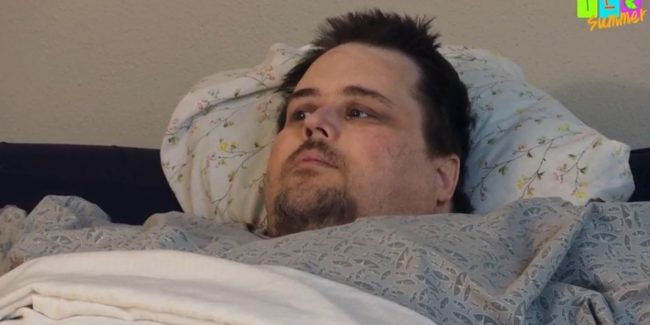James King on My 600-lb Life must choose between girlfriend and Dr. Nowzaradan