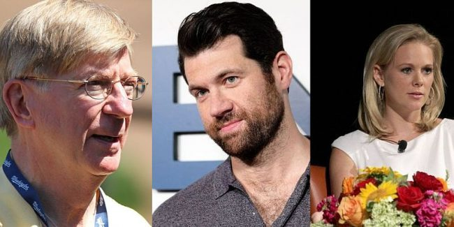 George Will, Billy Eichner and Margaret Hoover on Real Time with Bill Maher