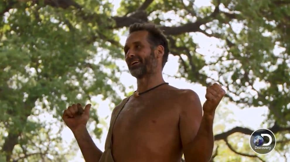 Naked and Afraid XL All-Stars exclusive: Gary is annoying, even to a leopard