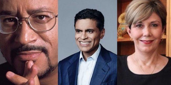 Michael Eric Dyson, Fareed Zakaria, Linda Chavez