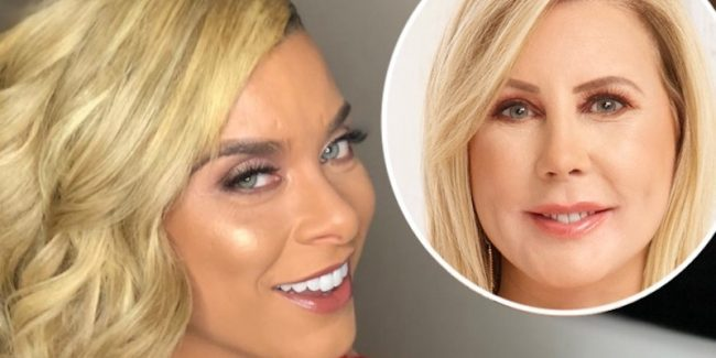 Real Housewives of Potomac star Robyn Dixon breaks down Vicki Gunvalson's 'new face', takes aim at Bethenny Frankel