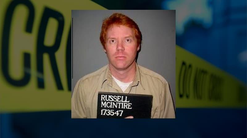Rusty McIntire mugshot