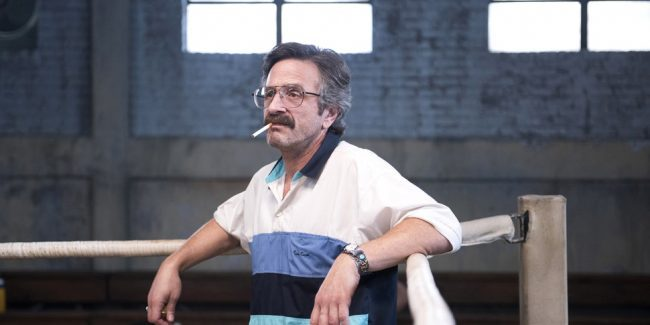 GLOW star Marc Maron talks Sam Sylvia, #metoo and more