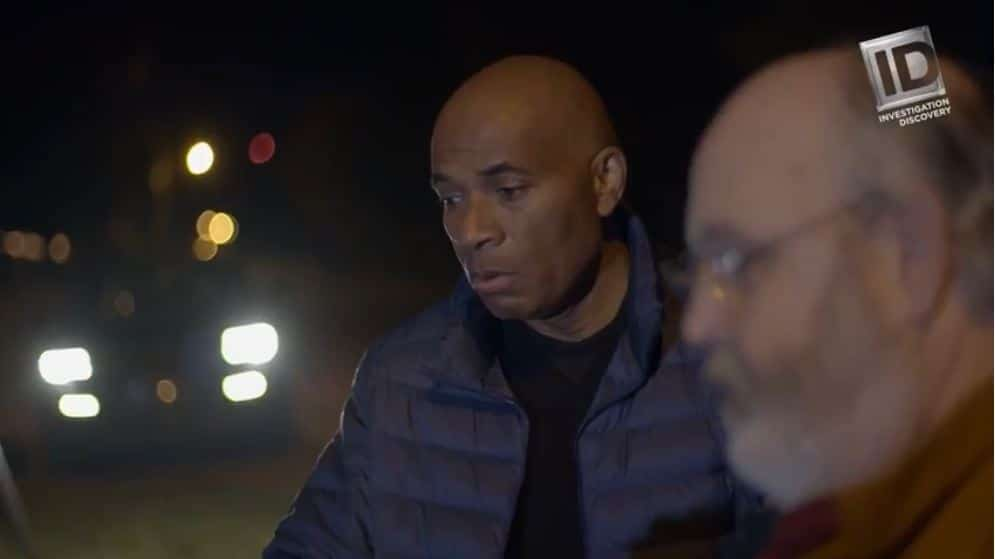 Lonnie Turner Sr. was murdered by James David White - Watch our exclusive clip from Scene of the Crime with Tony Harris