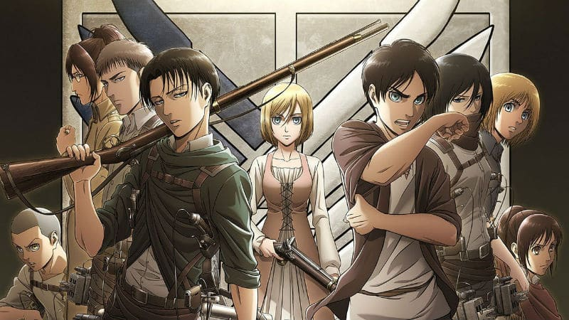 Attack On Titan Season 3 episodes confirmed to be more than the previous Shingeki no Kyojin anime season based on Blu-Ray/DVD box sets