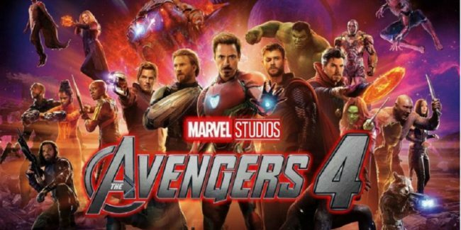 Many characters from the Marvel Universe come together for this Avengers 4 concept art