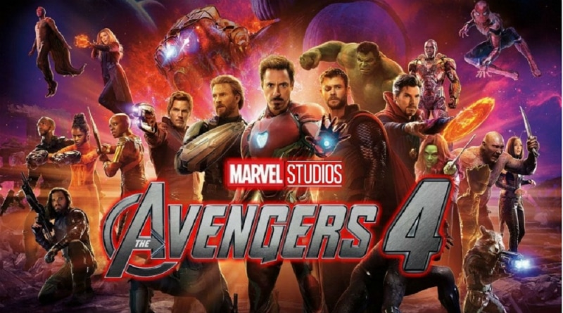 Avengers 4 promo art - fan theories speculate time travel and more