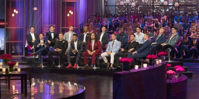 Bachelorette Men Tell All ABC