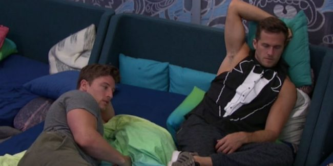 Big Brother 20 houseguests Brett and Winston