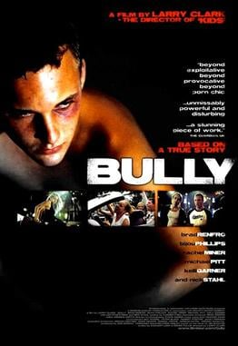 Bully the movie poster