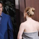 Stefan and Abi on Days of Our Lives
