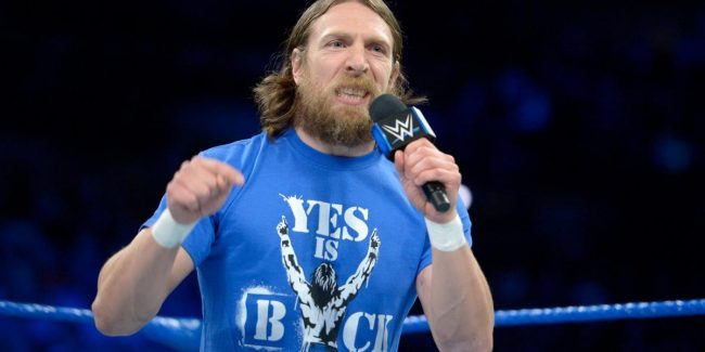 WWE reportedly preparing for Daniel Bryan to leave company