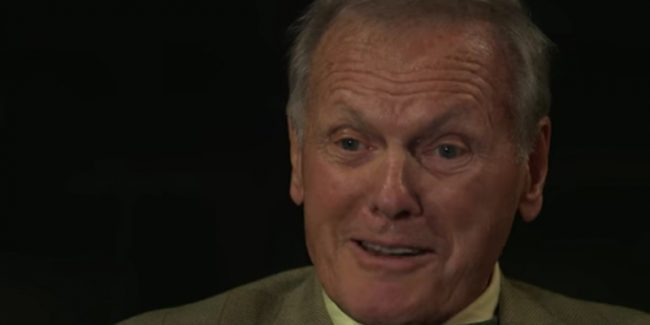 Tab Hunter discusses his incredible Hollywood career in an interview about his own biography