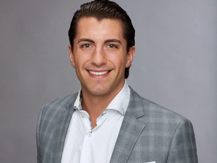 Jason Tartick from The Bachelorette