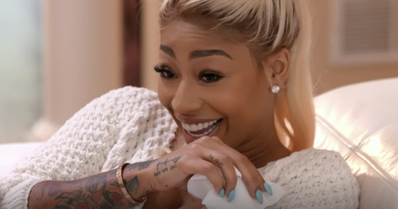 The moment Jessica Dime found out she was pregnant on Love & Hip Hop: Atlanta