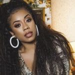 Keyshia Cole poses in Fashion Nova outfit, suggests that she is pregnant