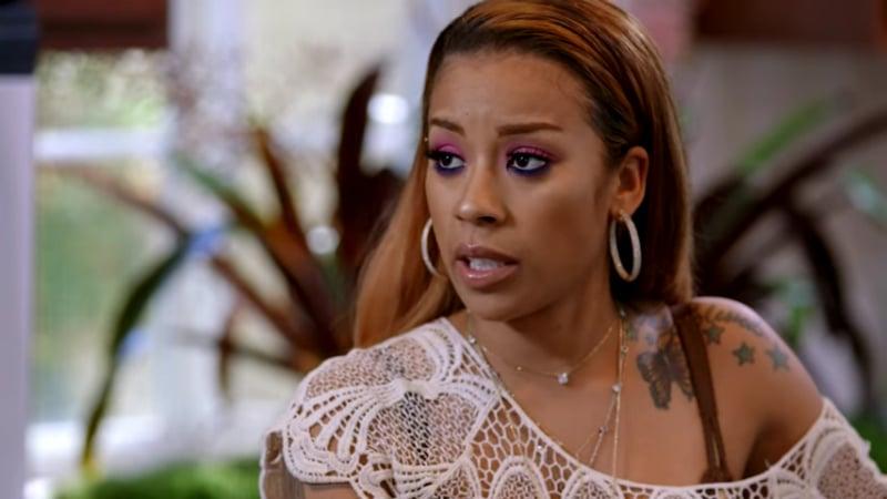 Keyshia Cole on Love & Hip Hop: Hollywood