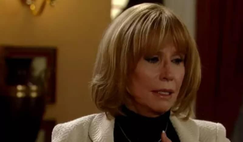 Leslie Charleson as Monica Quartermaine on General Hospital