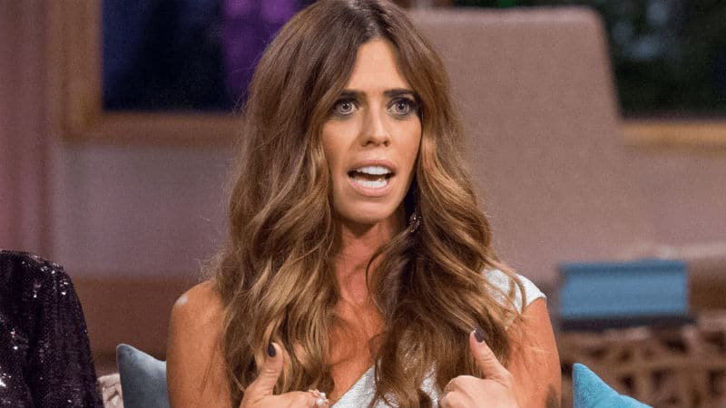 Where is Lydia McLaughlin and why isn't she on The Real Housewives of Orange County this season?