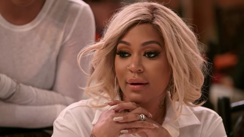 Lyrica Anderson on Love & Hip Hop: Hollywood