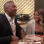 Malaysia Pargo is clearly enjoying the double date Cece set up for her with sports agent Ron