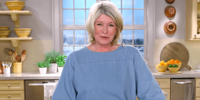Martha Stewart net worth