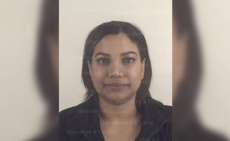 Mia Bally mugshot from Married at First Sight