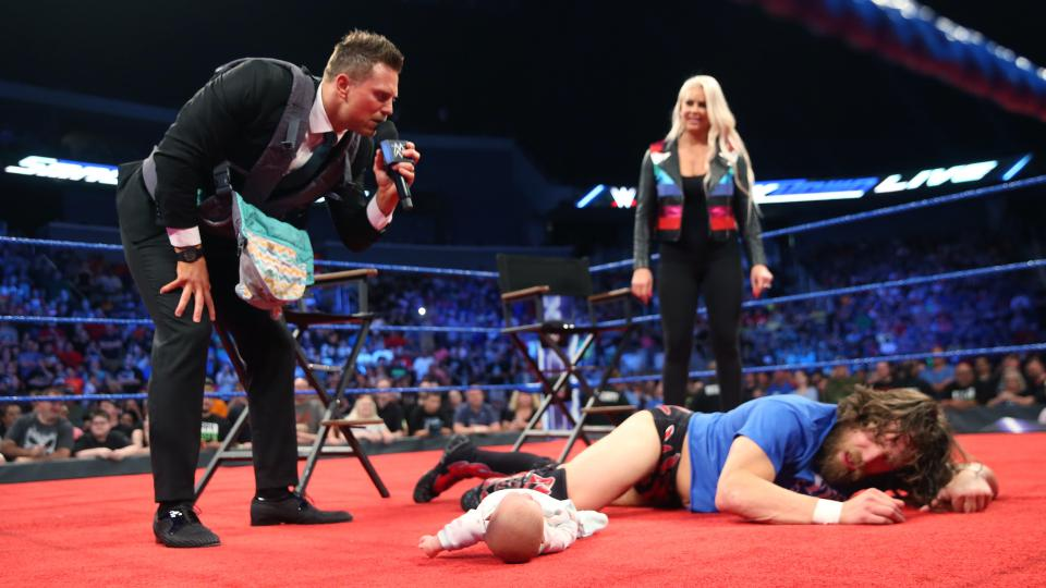 Miz and Mrs. ratings: WWE reality show off to a good start by beating Total Bellas ratings