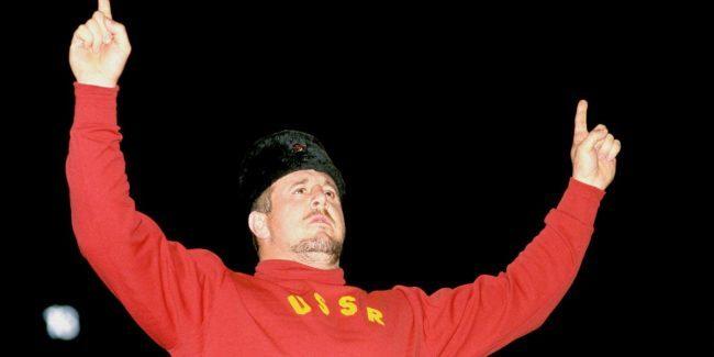 Nikolai Volkoff dies
