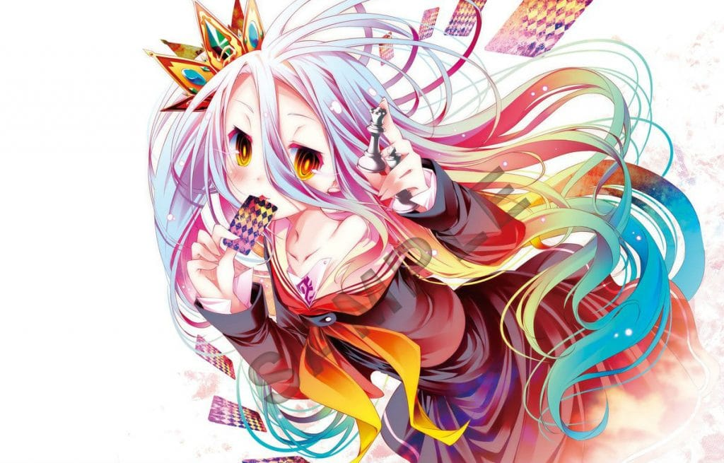 No Game No Life - Watch on Crunchyroll