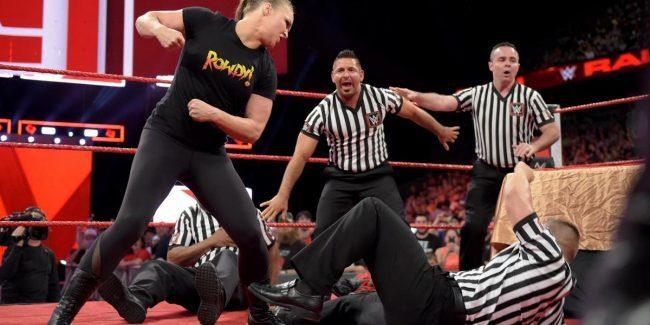 WWE News: When will Ronda Rousey return to Monday Night Raw?