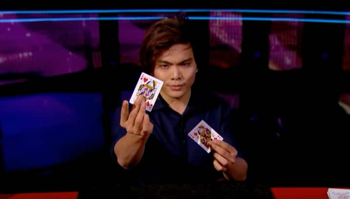 Shin Lim On AGT